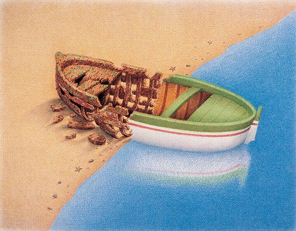 Метафорические игры с Ольгой Ромулус
